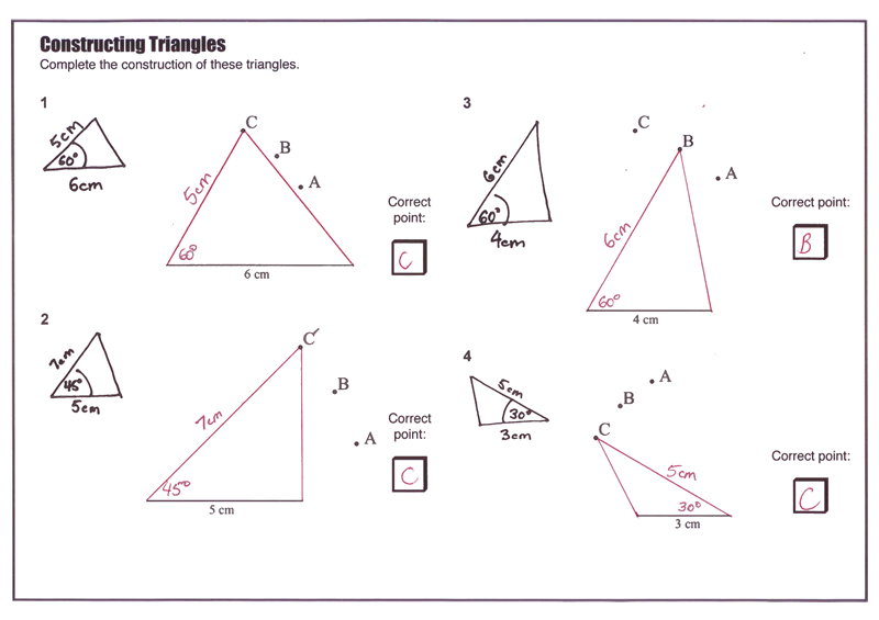 constructing triangles mathsfaculty. Black Bedroom Furniture Sets. Home Design Ideas